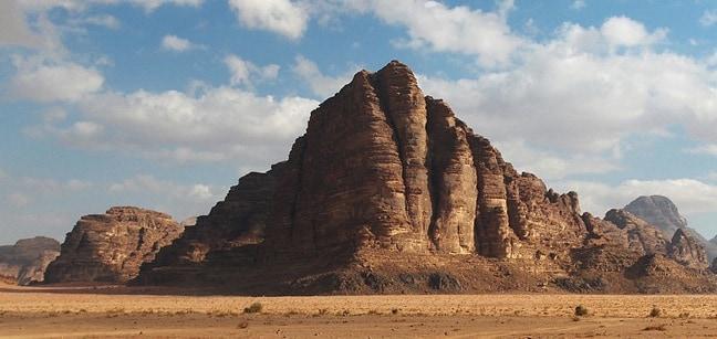 Seven Pillars, Jordan Photo by Tomobe03