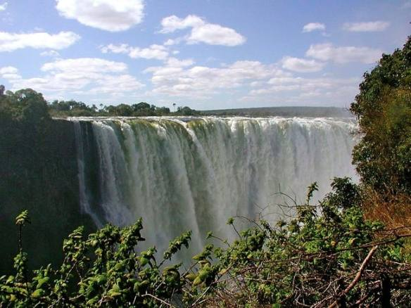 Victoria Falls Zimbabwe best waterfall in the world