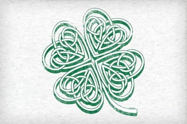 Shamrock Celtic Knot