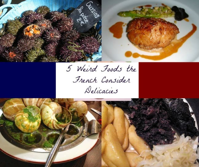 5 weird foods the french consider delicacies