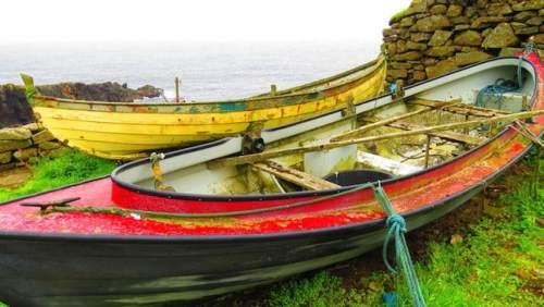 Faroese Canoes