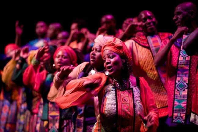 Soweto Gospel Choir in Concert