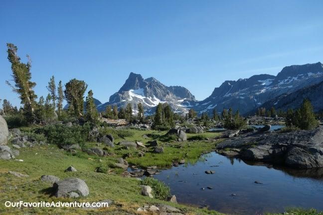 Hiking the John Muir Trail Wilderness