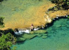 Natural Pools of Semuc Champey, Guatemala
