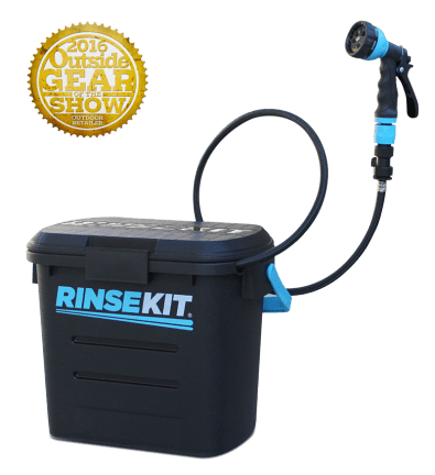 Outdoor Gear Review - Rinsekit