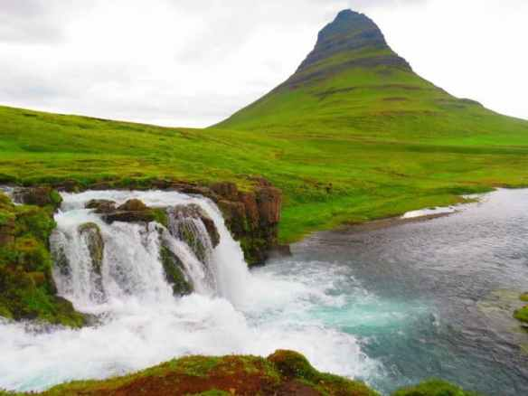 Top 7 Things to do in Iceland - Kirkjufellsfoss Waterfall, photo by Mike Jerrard