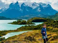 Things to do in Patagonia South America- Hike Torres del Paine