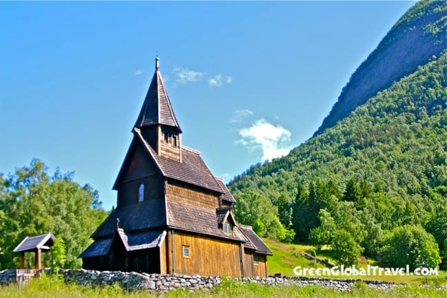 Urnes Stave Church, Norway
