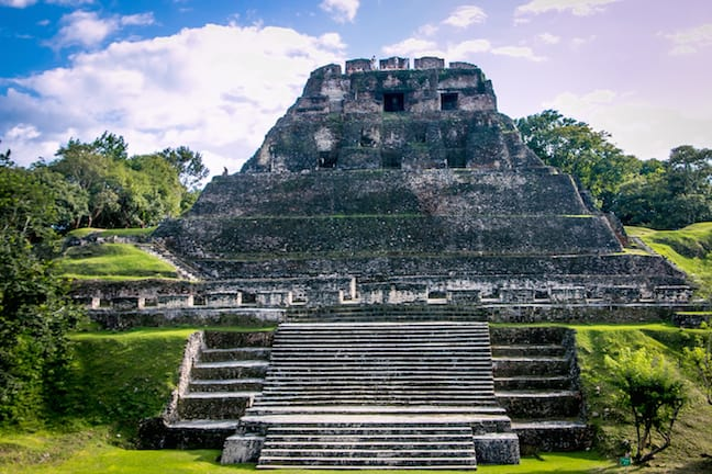 Xunantunich_Belize_Castillo