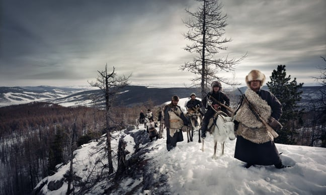 The Tsaatan People of Mongolia, in Jimmy Nelson's Before They Pass Away