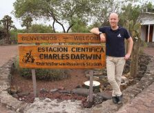 Charles Darwin Foundation Executive Director Swen Lorenz