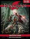 Dragon Age RPG Quickstart Guide PDF