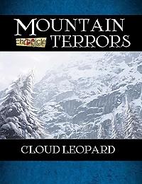 Mountain Terrors: Cloud Leopard