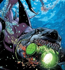 #sharkweek Download Shark and Aquaman for Mutants & Masterminds