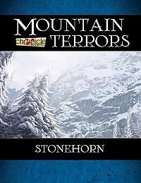 Mountain Terrors: Stonehorn (Chronicle System PDF)