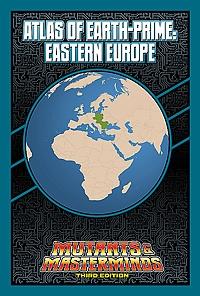 Atlas of Earth-Prime: Eastern Europe (PDF)