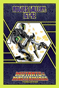 Rogues Gallery: IGT-92