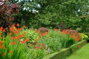 Newtownbarry House Garden