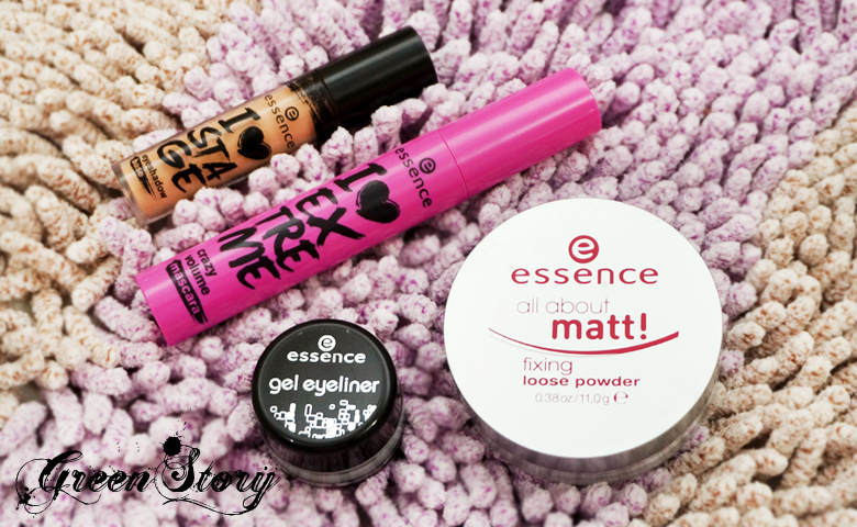 Essence Cosmetics Haul ~~~ all makeup item this time!
