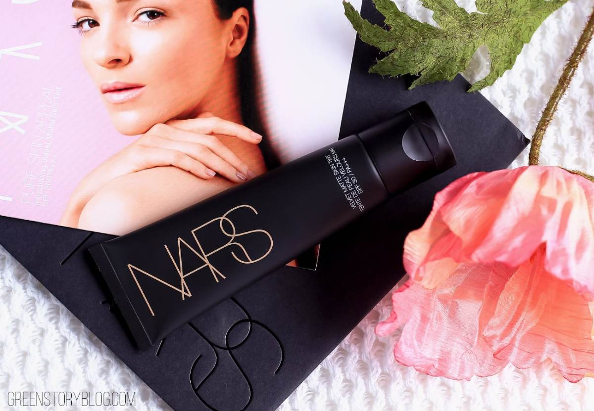Nars Velvet Matte Skin Tint | Daily Skin Veil For Humid Weather