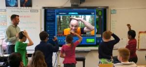 PPA classroom buzzer screenshot