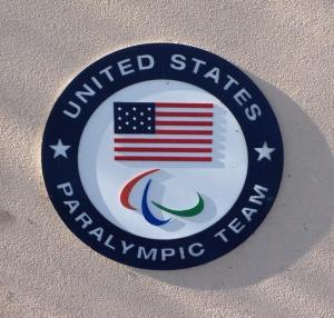 US Paralympic Sign