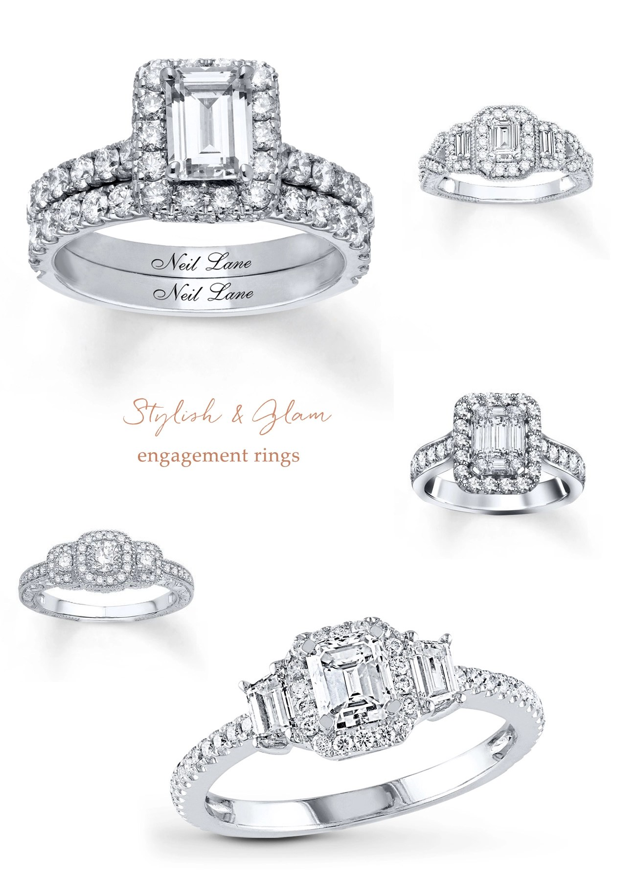 find your engagement ring style with jared jared wedding rings glam engagement rings from Jared
