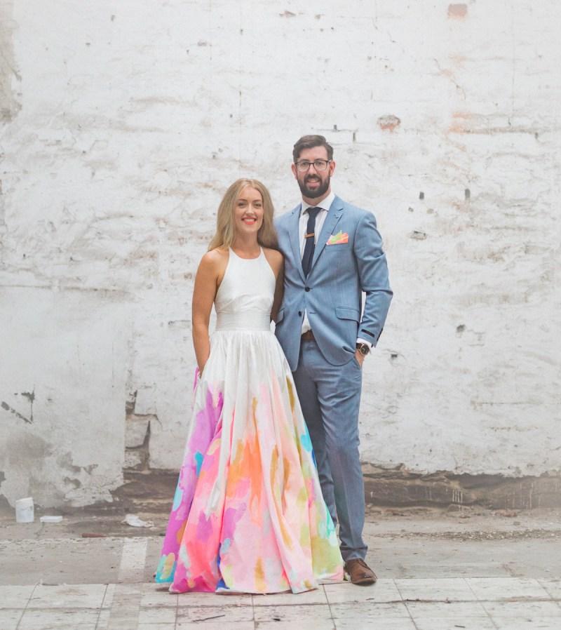 Large Of Rainbow Wedding Dress