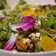 Squash and farro salad