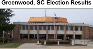 Greenwood Election Results