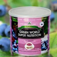 Green World Blueberry Super Nutrition (Powder Form)