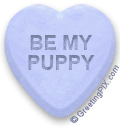 BE MY PUPPY