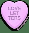 LOVE LET TERS