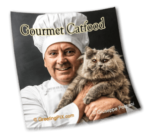 Stix. Gourmet Catfood