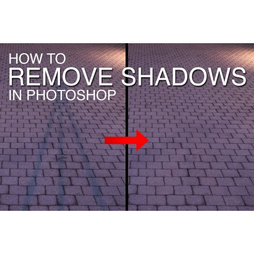 Medium Crop Of How To Remove Shadows In Photoshop