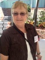 Carol Sharp Slade, daughter of Chuck Sharp