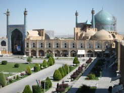 Esfahan's central square