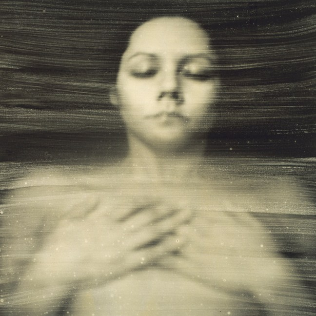 Greg Mettler, Shallows, alt process, photo emulsion
