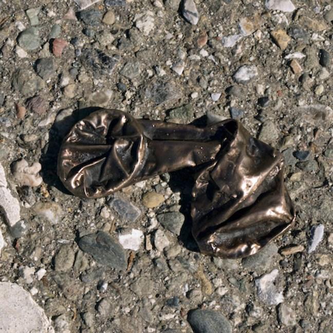 Greg Mettler, bronze condoms