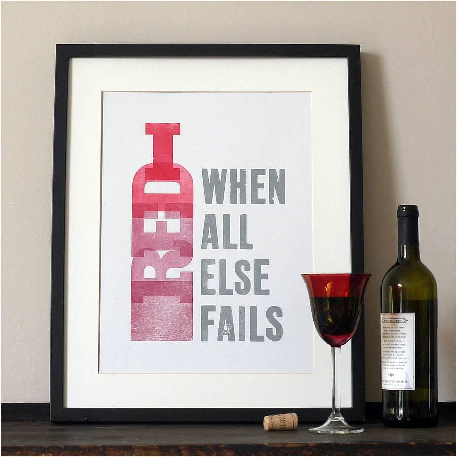 Dear Red Wine