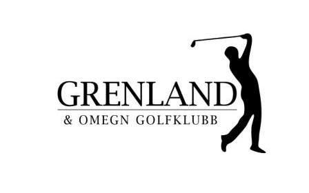 Grenland og Omegn Golfklubbs nye logo. Takk til Varden for utforming.