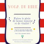 yoga du rire à paris
