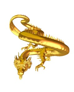 http://www.canstockphoto.com/golden-chinese-dragon-5632075.html