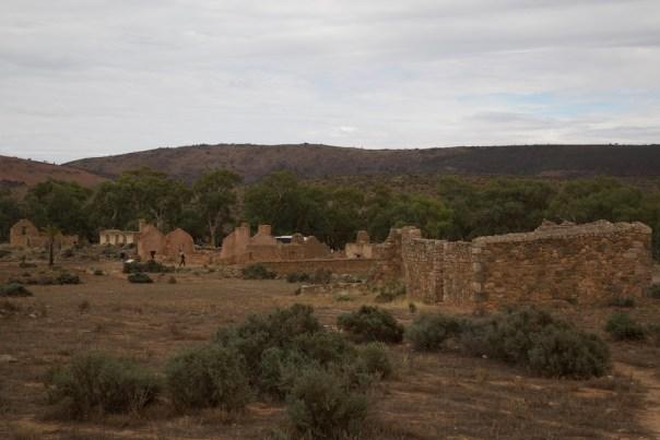 Kanyaka ruins