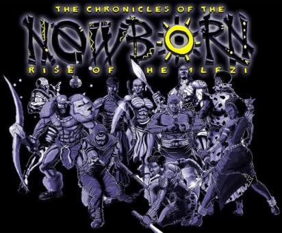 NewBorn-Saga