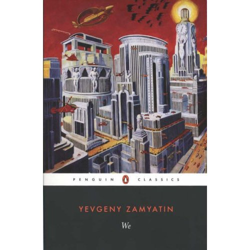 we zamyatin essay Free essay: we, written by yevgeny zamyatin in 1921 as a futurist depiction of  protagonist d-503 living in a dystopian society controlled during the russian.