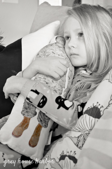 helping kids cope with deployment  |  greyhouseharbor.com