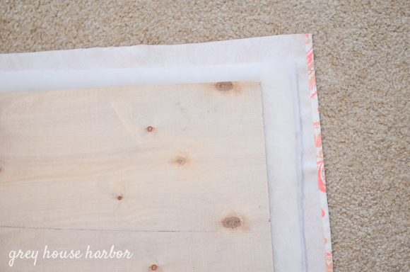 how to upholster a panel bed     greyhouseharbor.com