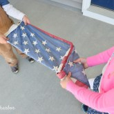 How to Dispose of an Old American Flag | greyhouseharbor.com