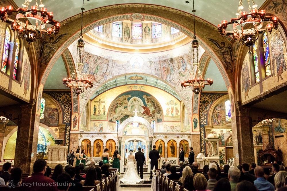 long island wedding ceremony cathedral st paul hempstead photos